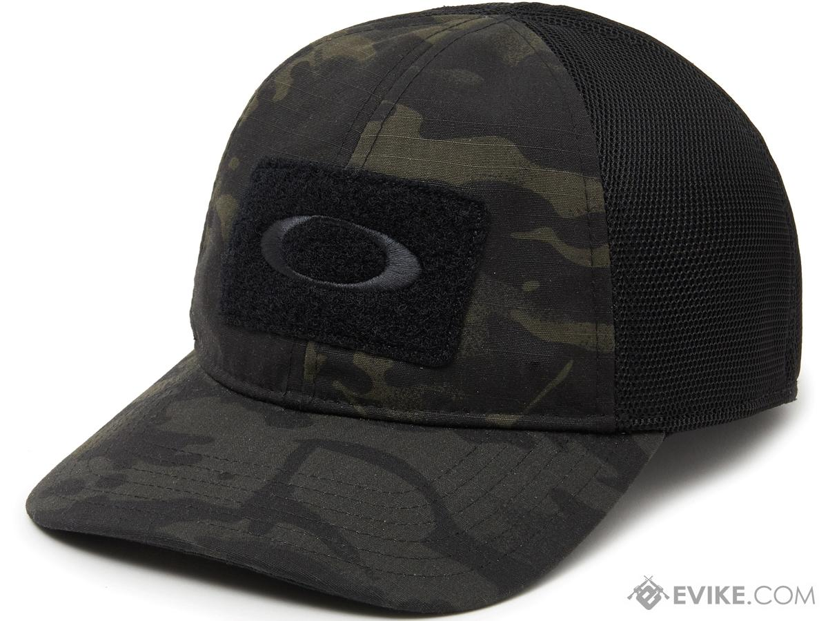 8020c94e565 Oakley SI Cotton Ball Cap (Color  Multicam Black   Small - Medium ...