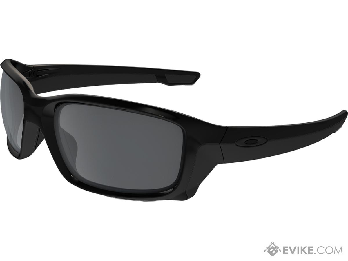 a2e1244b90 Oakley SI Straight Link Sunglasses (Color  Matte Black   Prizm Grey  Polarized). Hover or touch above to zoom. Product image 1 ...