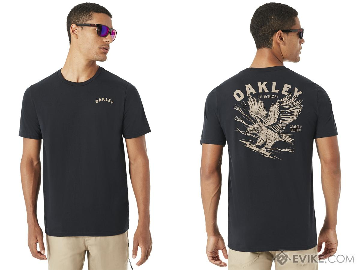 Oakley SC- Eagle T-Shirt (Color: Blackout / Small)