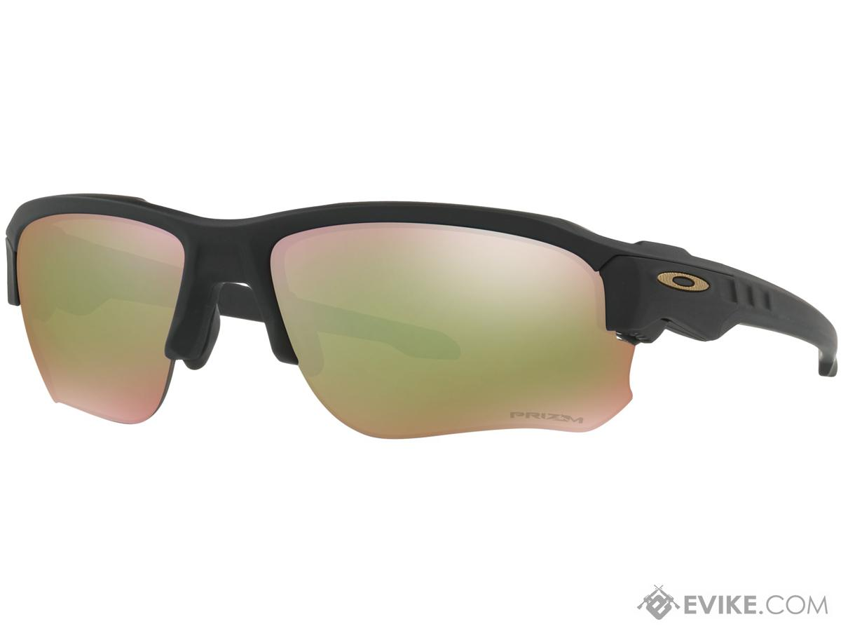 Oakley SI Speed Jacket Sunglasses (Color: Black / Prizm Shallow Water Polarized)