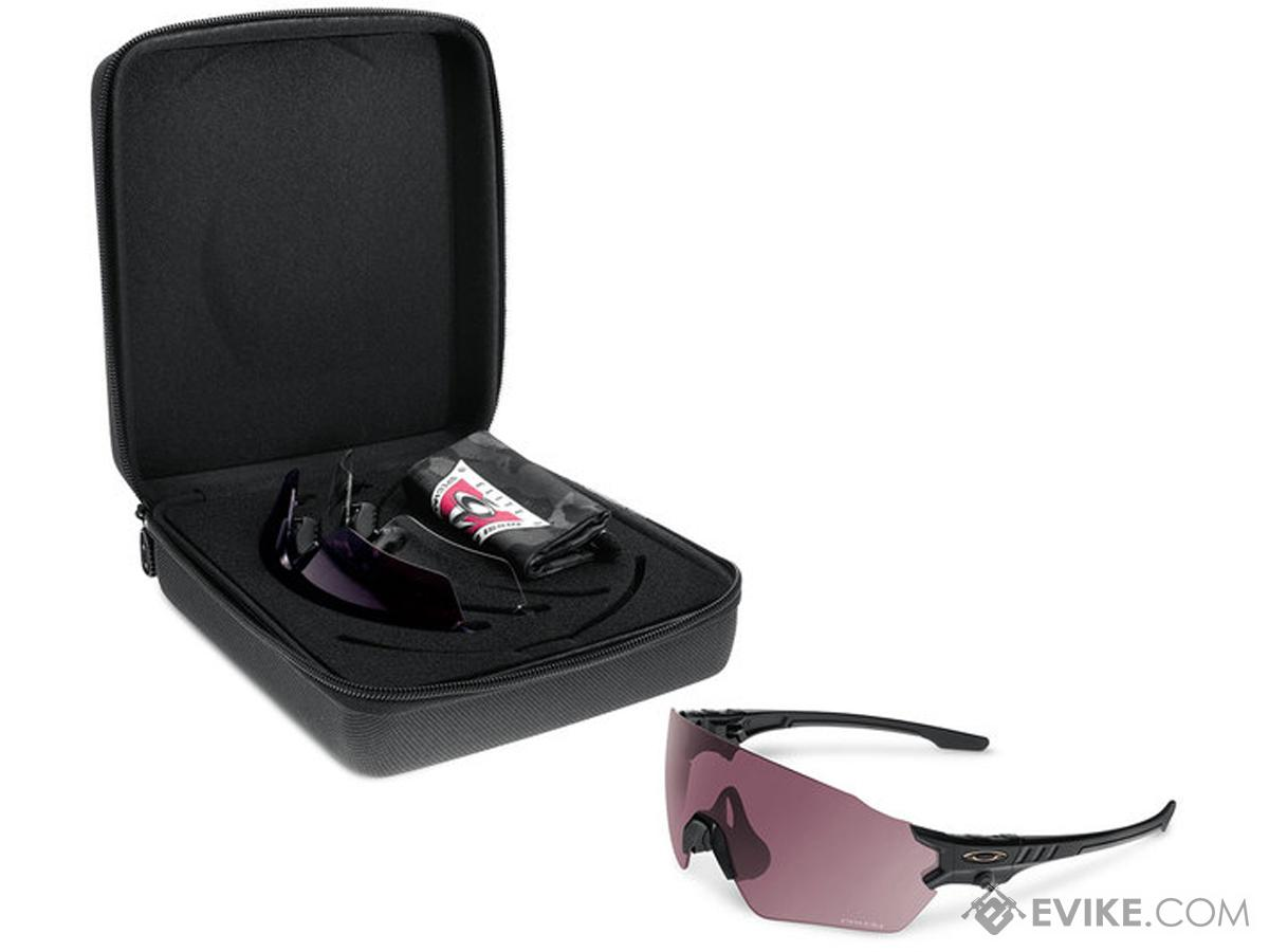 Oakley SI Tombstone Spoil 3 Lens Array Package (Color: Matte Black / Clear TR22 TR45)