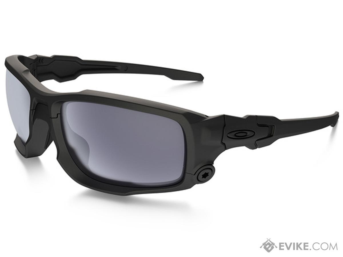 Oakley SI Ballistic Shocktube (Color: Matte Black / Grey)