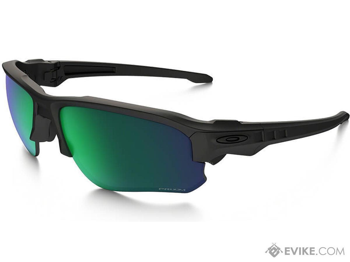 Oakley SI Speed Jacket Sunglasses (Color: Black / Prizm Maritime Polarized)