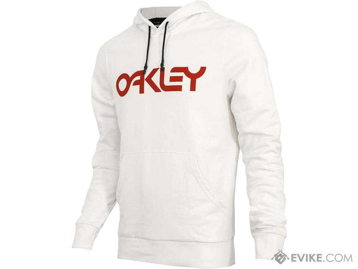 Oakley B1B PO Hoodie (Color: White / Large)