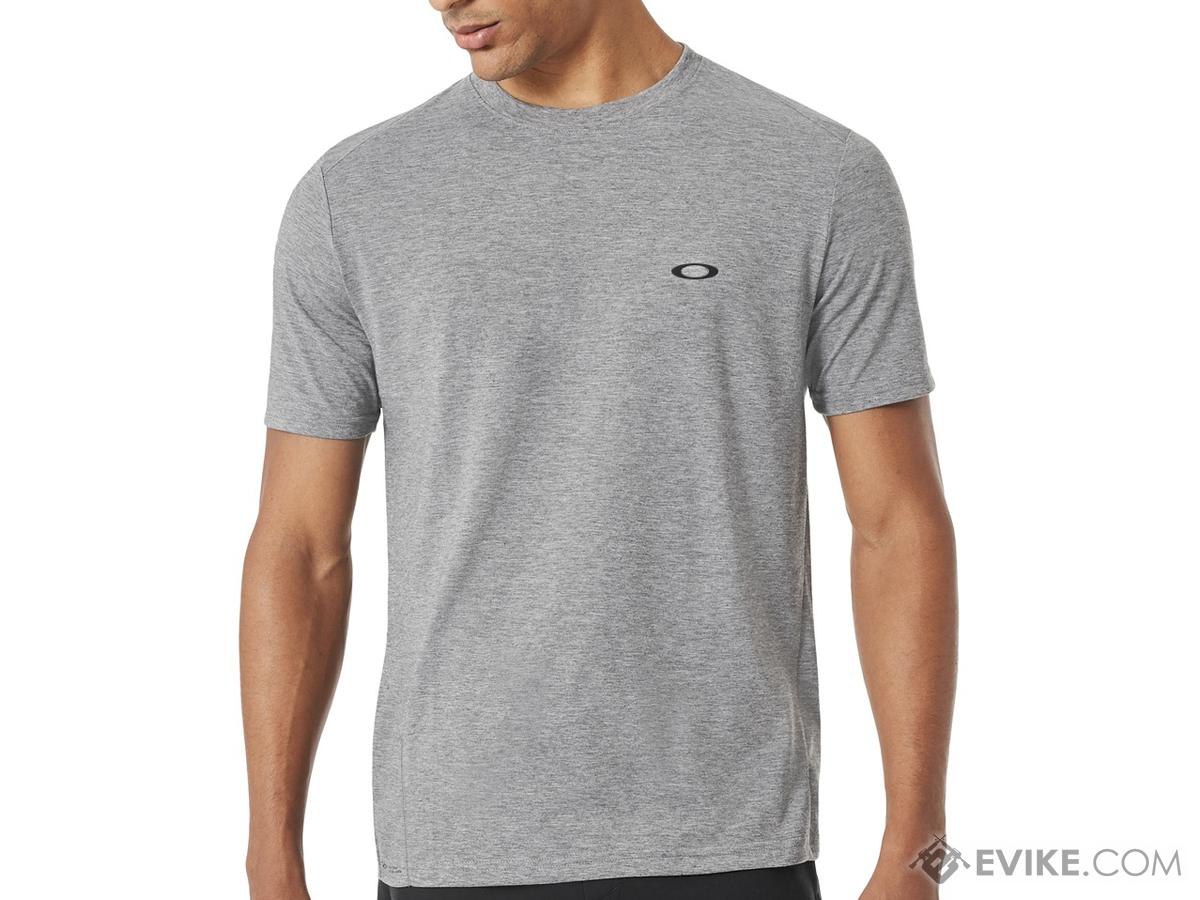 5133ccb3 Oakley Link Short Sleeve T-Shirt (Size: Heather Grey / Large ...
