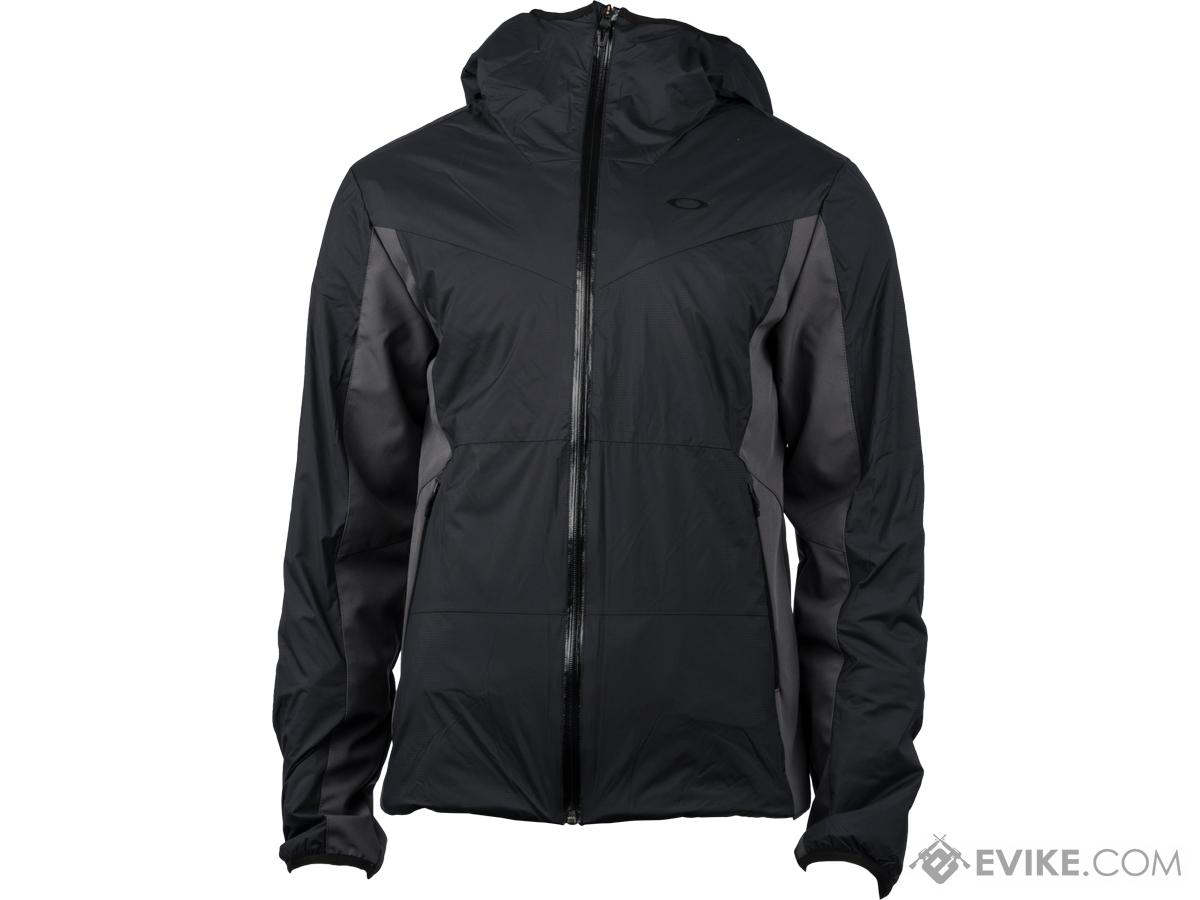 Oakley Hybrid Softshell 1 Jacket (Color: Blackout / Large)
