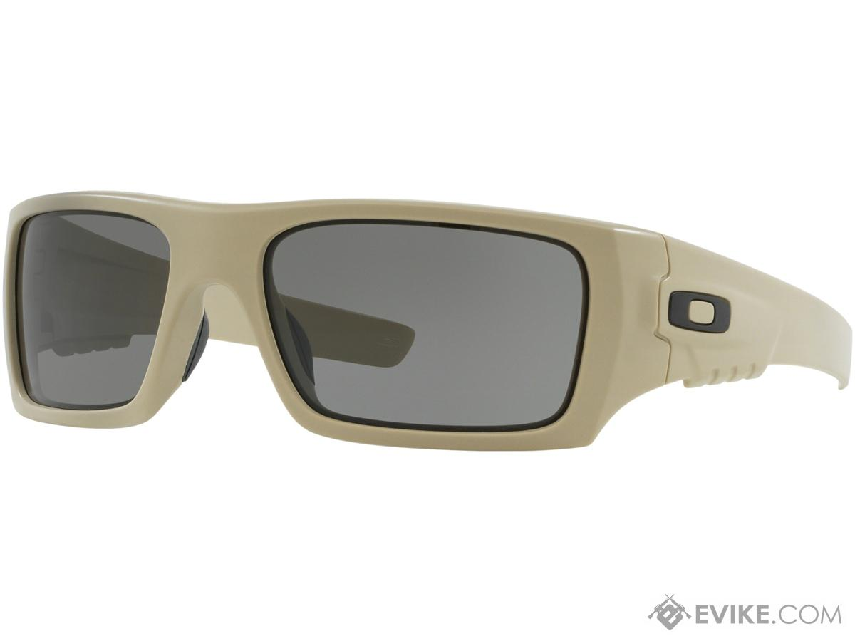 3dabcf0c38 Oakley SI Ballistic Det-Cord Sunglasses (Color: Desert Tan / Grey ...