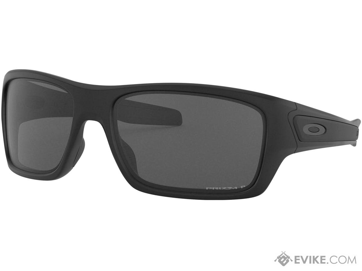 Oakley SI Turbine Sunglasses (Color: Blackside / Prizm Black Polarized)