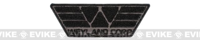 ORCA Industries Weyland Corp Embroidered Patch - Black
