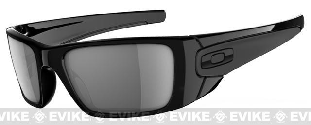 Oakley SI Fuel Cell Polarized - Matte Black / Grey Polarized Lenses