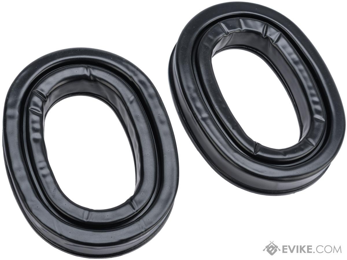 OPSMEN Silicone Gel Ear Sealing Replacement Rings for 3M Peltor Hearing Protection