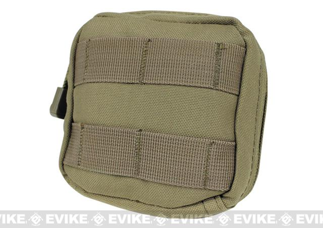 Condor 4x4 Utility Pouch (Color: Tan)