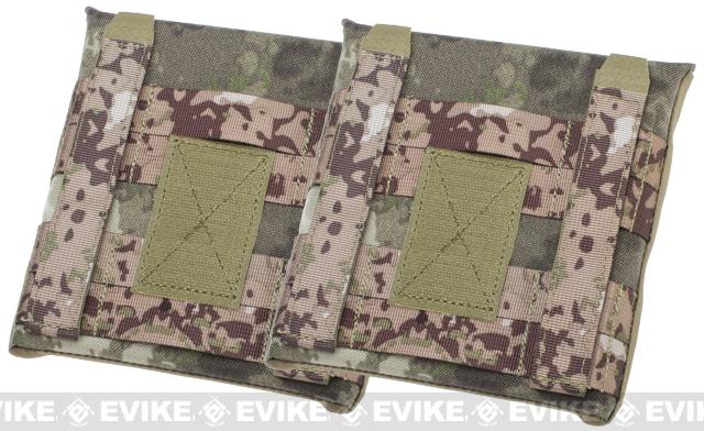 z Avengers MOLLE Side Panel for JPC Series Airsoft Plate Carriers - Small / Arid Camo