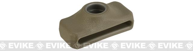 Blue Force Gear Burnsed Socket Adapter (Color: Tan / Reinforced Nylon)