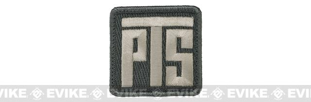 z PTS Logo Tactical IFF Hook and Loop Morale Patch - ACU