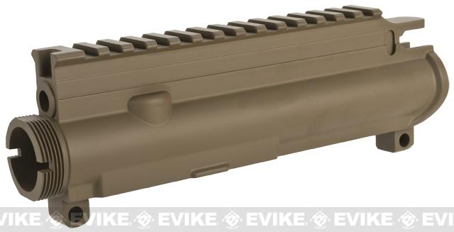 WE-Tech OEM Replacement Upper Receiver for WE M4-SOL Series GBB Rifles - Part# 22 (Tan)