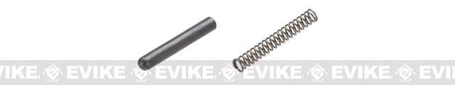 WE-Tech Pivot Pin Detent and Spring for M4 Series Airsoft GBB Rifles