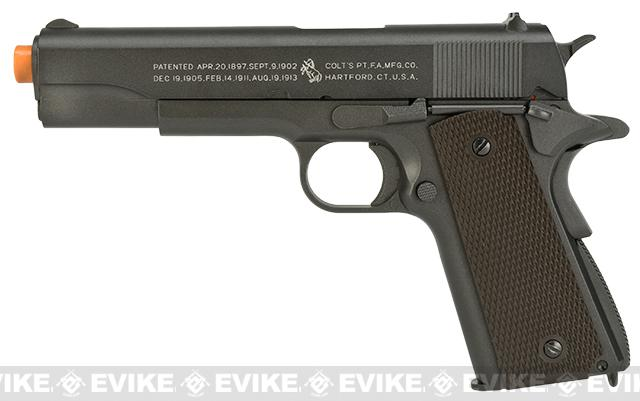 colt 100th anniversary licensed full metal m1911 a1 airsoft co2 gbb