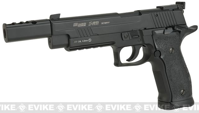 z Sig Sauer P226 X-Five Open 4.5mm CO2 Powered Air Pistol (4.5mm AIRGUN NOT AIRSOFT)