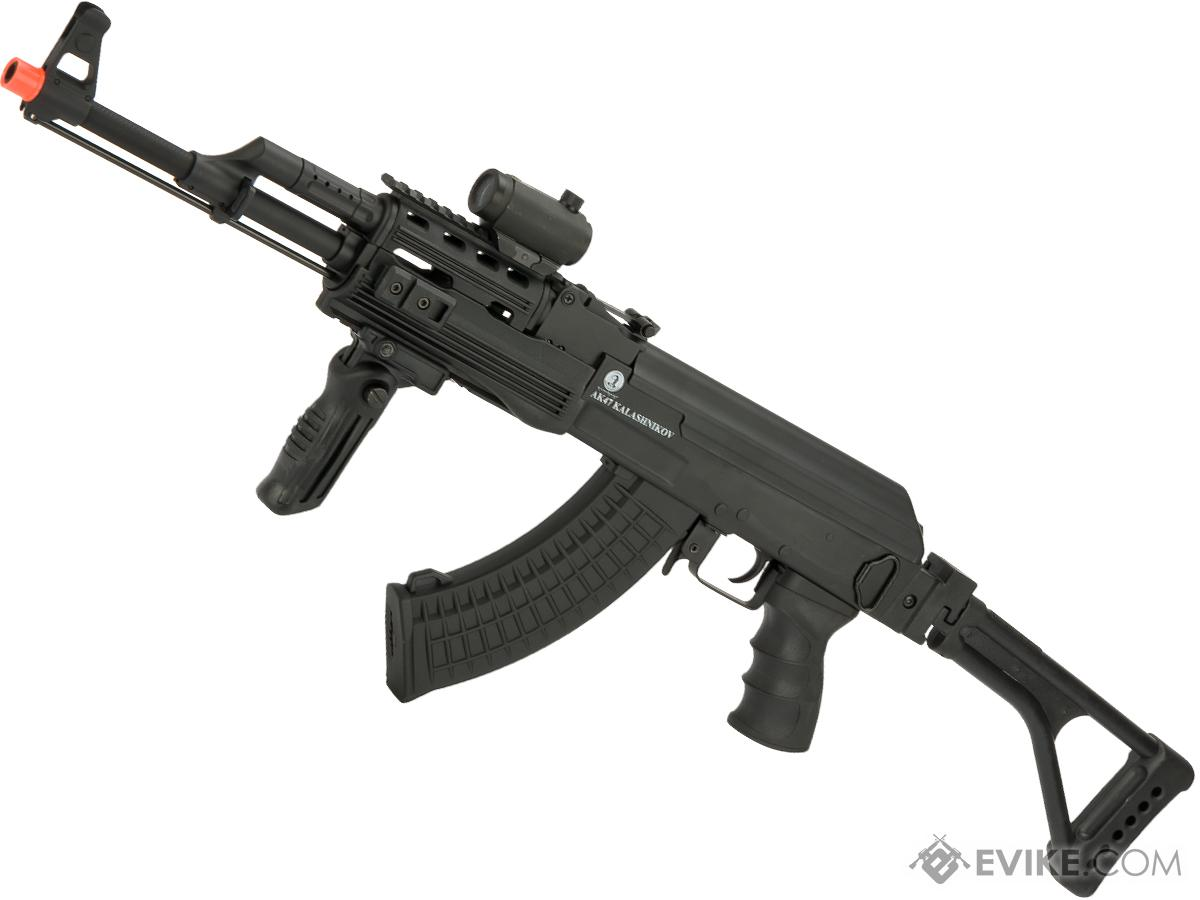 Pre-Order ETA July 2019 Kalashnikov Fully Licensed 60th Anniversary Edition Full Metal AK47 Tactical Airsoft AEG by CYMA