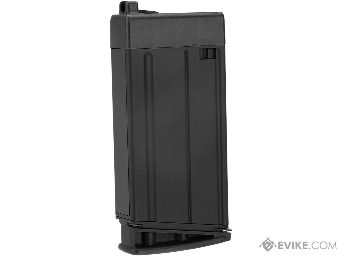 25 Round Magazine for Cybergun / FN Herstal SCAR-H Gas Blowback Airsoft Rifle (Color: Black)