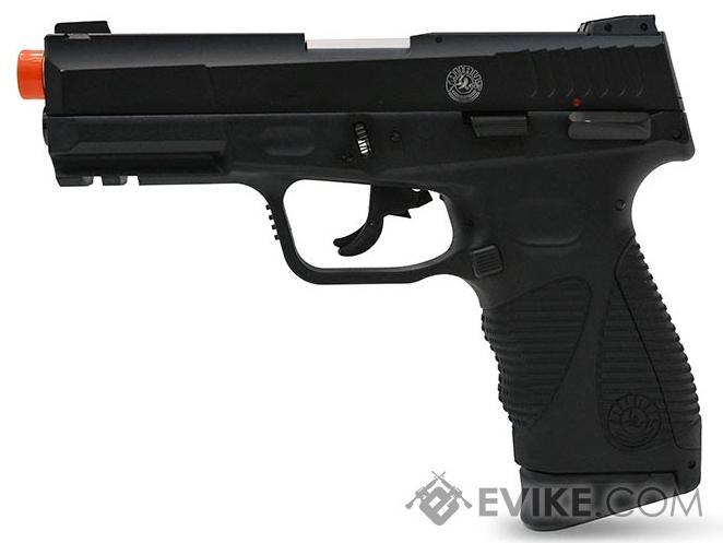 Taurus 24/7 G2 CO2 Gas Blowback Airsoft Pistol by Softair (Color: Black)