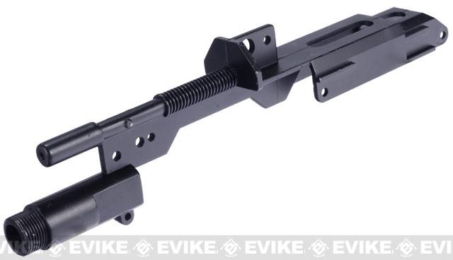 OEM Metal G36C Airsoft AEG Upper Barrel Base