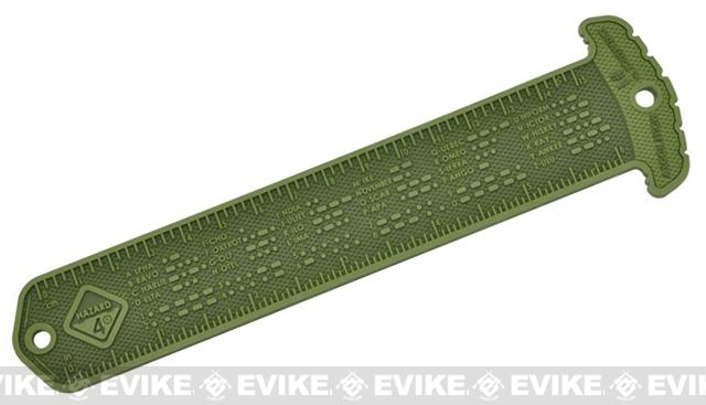 Hazard 4 Cheatstick #1 Morse/Ruler - OD Green