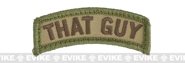 Mil-Spec Monkey That Guy Tab Patch - Multicam