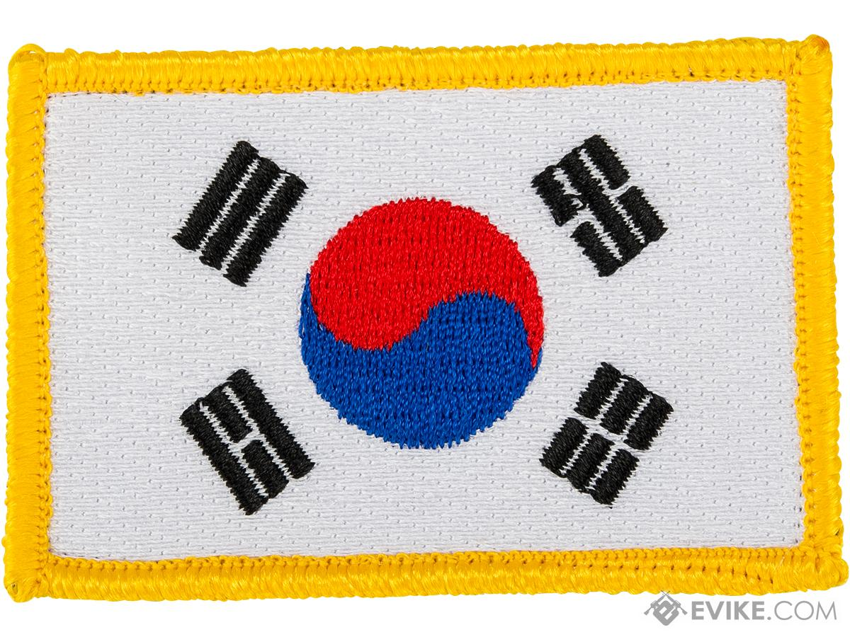 Matrix Hook and Loop Morale Patch (Country: Korea)