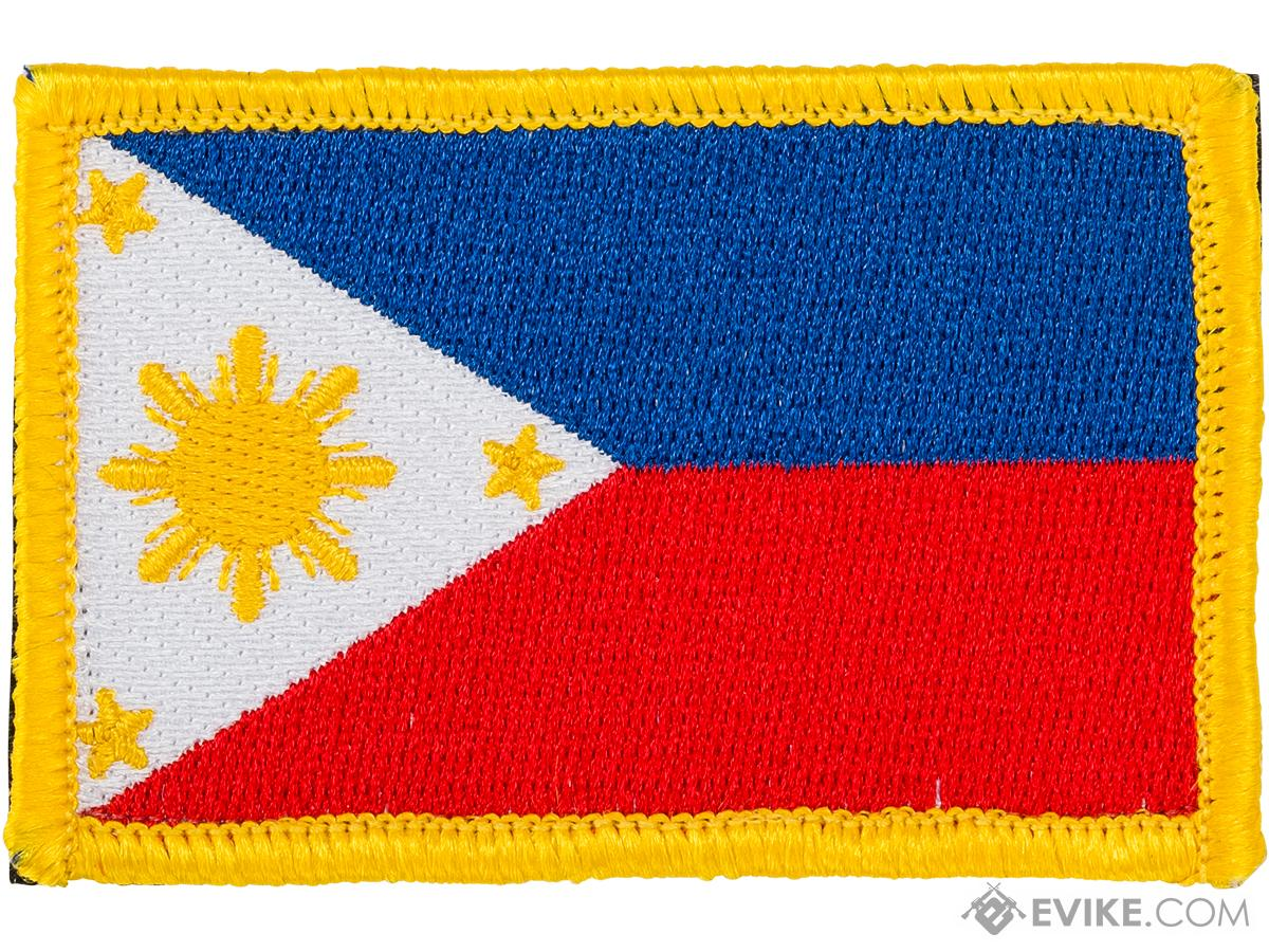 Matrix Hook and Loop Morale Patch (Country: Phillipines)
