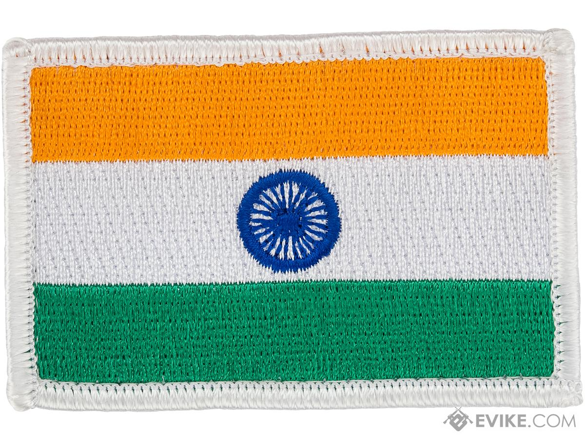 Matrix Hook and Loop Morale Patch (Country: India)