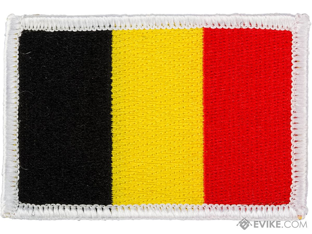 Matrix Hook and Loop Morale Patch (Country: Belgium)