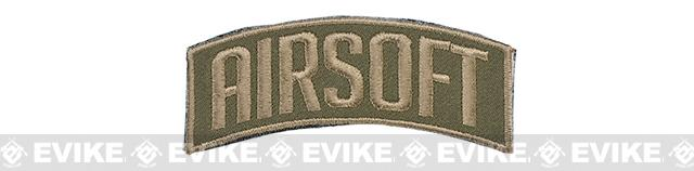 Rothco Airsoft Hook and Loop Shoulder Patch