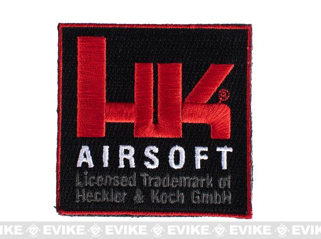 z H&K Licensed IFF Morale Patch