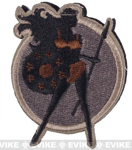TMC Goddess IFF Hook and Loop Patch - Army