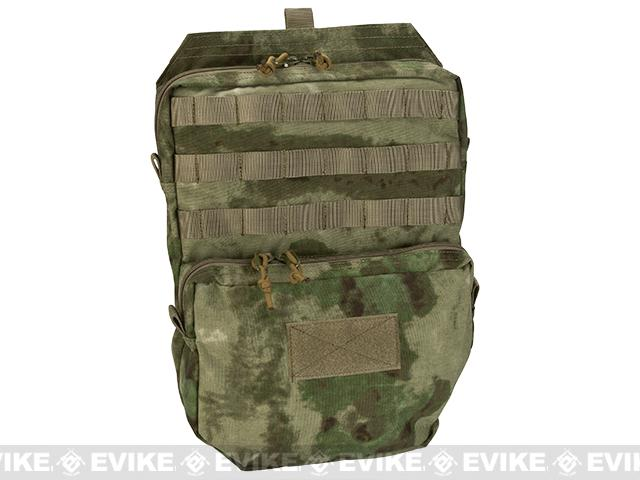 Pro-Arms Plate Carrier Back Bag - Arid Foliage