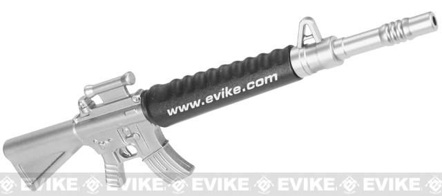 Evike.com M16 Pen (Color: Silver)