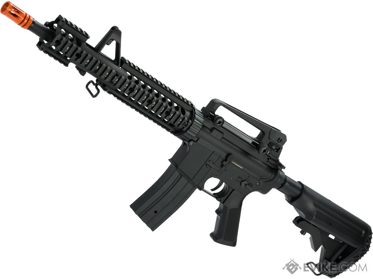Golden Eagle Polymer M4 Airsoft AEG with MRE Rail and Adjustable Stock