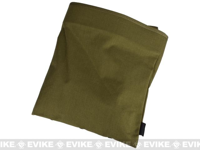 Black Owl Gear / Phantom High Speed Belt / MOLLE Magazine Dump Pouch (Foldable) - Desert