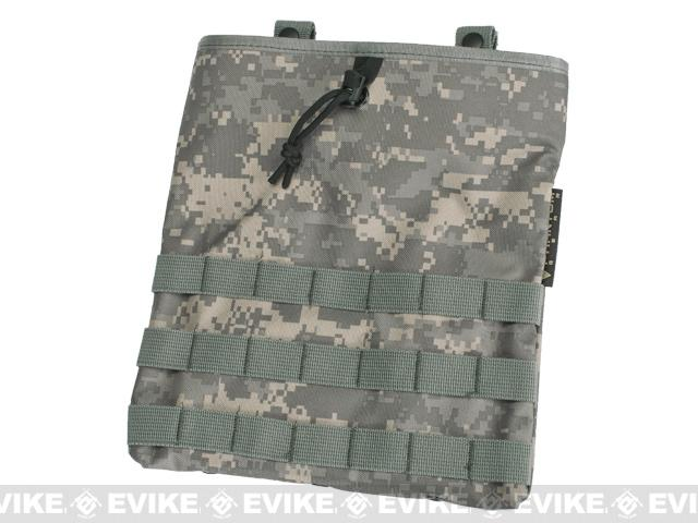 Black Owl Gear / Phantom Level-3 High Speed Modular Tactical Dump Pouch - ACU