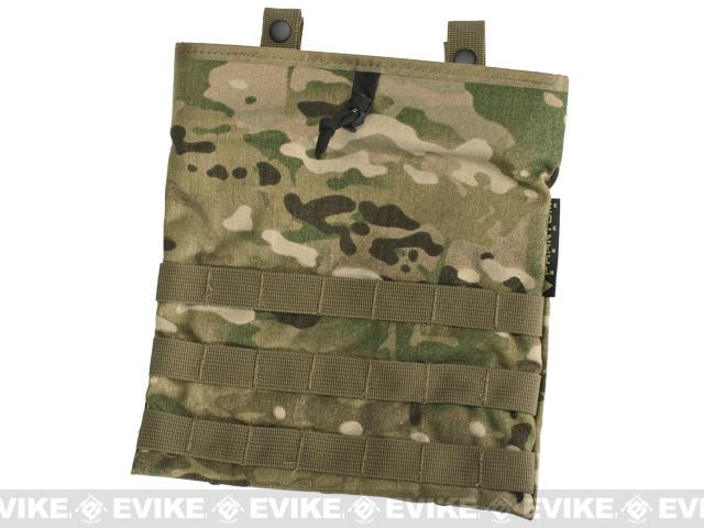 Black Owl Gear / Phantom Level-3 High Speed Modular Tactical Dump Pouch - Multicam