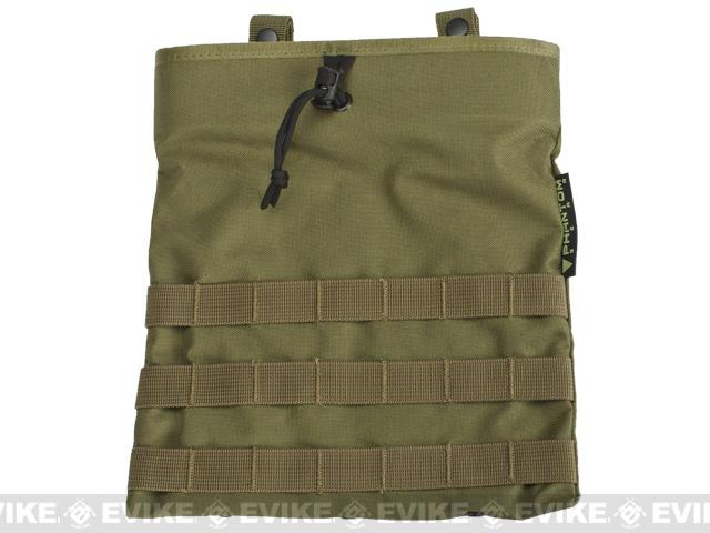Black Owl Gear / Phantom Level-3 High Speed Modular Tactical Dump Pouch - Tan