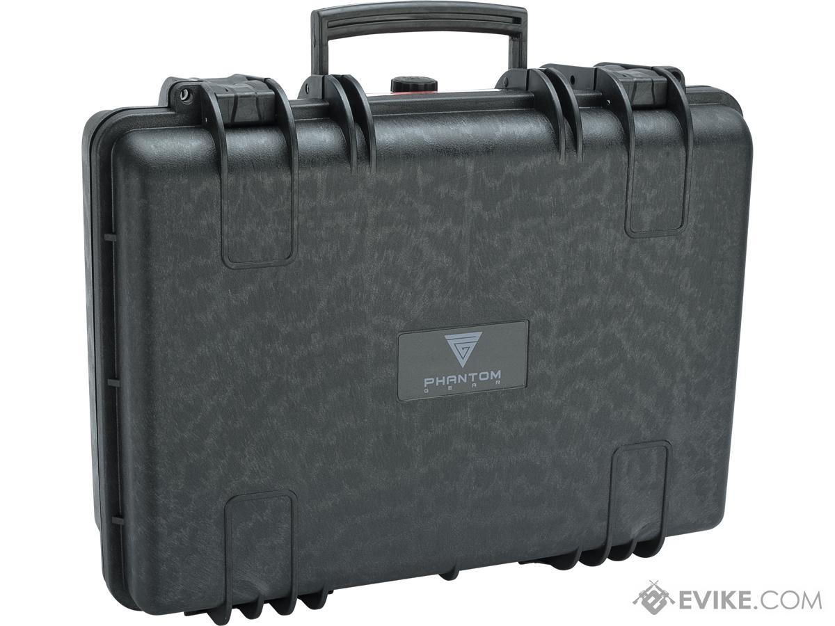 Phantom Gear Armory Series Waterproof Equipment Case w/ Customizable Grid Foam