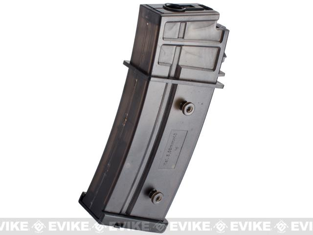 Matrix Flashmag ZIP 390rd Hi-Cap Magazine for G36 SL9 XM8 Series Airsoft AEGs