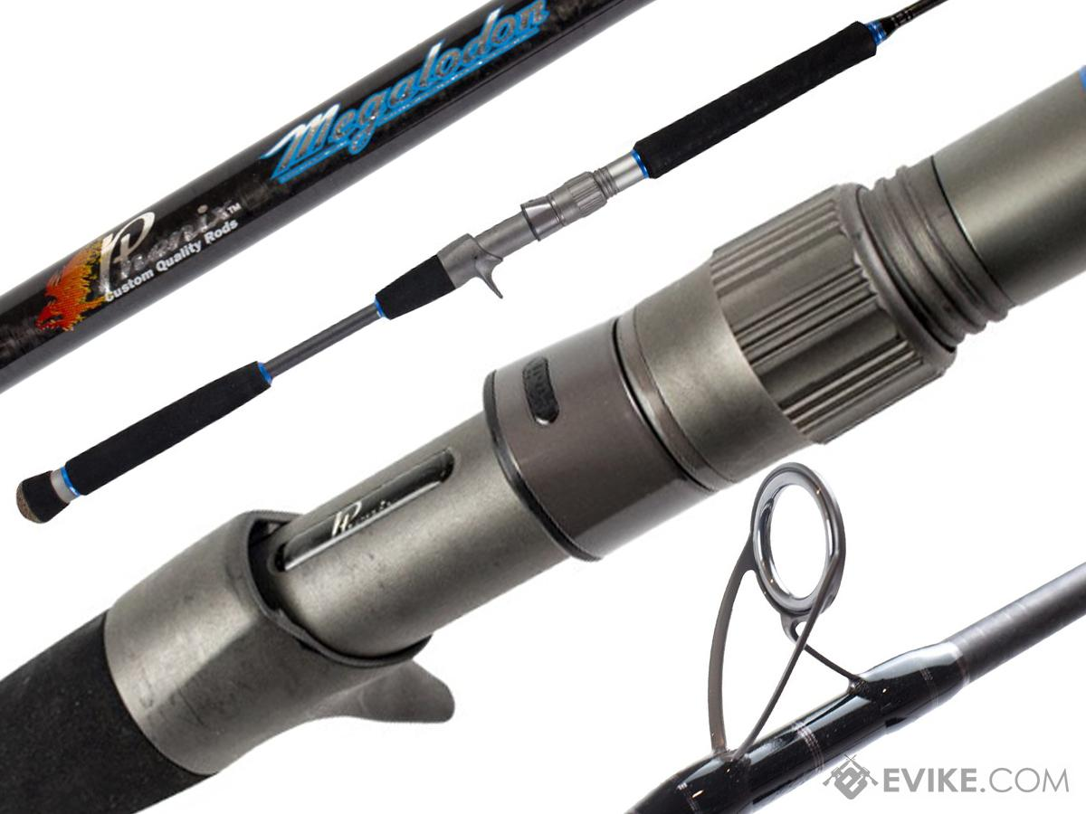 Phenix Megalodon Fishing Rod (Model: Jigging Casting / 6' - MF)