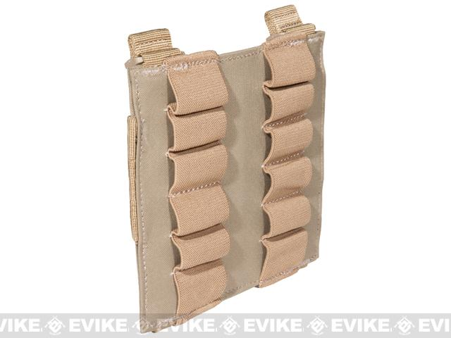 5.11 Tactical 12rd Shotgun Shell Pouch - Sandstone