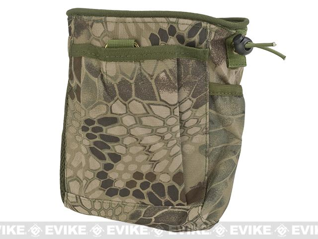 Matrix MOLLE Compatible Small Utility Pouch - Woodland Serpent