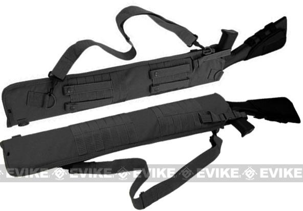 Condor Tactical Shotgun Scabbard - Black