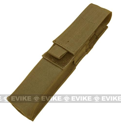 Matrix P90 / UMP 45 / MP5 Type MOLLE Tactical Magazine Pouch - Tan